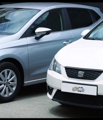 The All New SEAT Ibiza - Auto Test 11