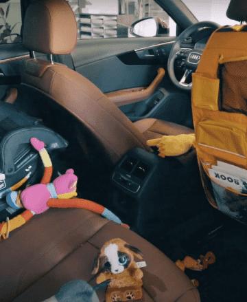 5 أمور لازم تعرفها إذا عندك أطفال بسيارتك