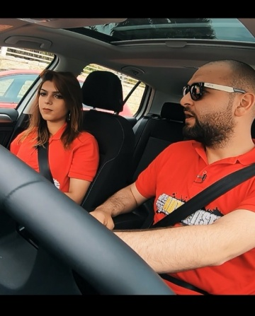 Maneuvering Brake - Auto Test Episode 3