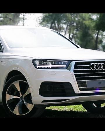 Audi Q7  - Auto Test Episode 04