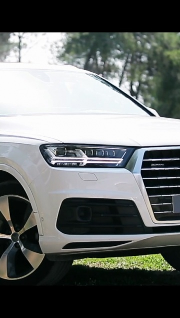 Audi Q7  - Auto Test Episode 04