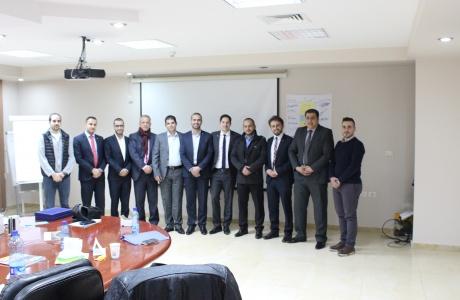 موظفي مبيعات فولكسفاجن في فلسطين يحصلون على شهادة الاعتماد العالمية المتقدمة في مجال رضى الزبائن وخدمة العملاء