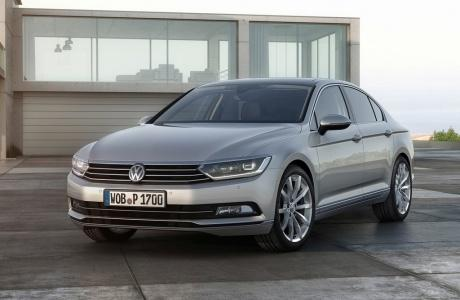 The All New Passat - Attracttive Design and Innovative Technology - Now In Palestine