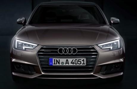 أودي A4 الجديدة كلياً الآن في معارض الشركة المتحدة لتجارة السيارات، وصفة النجاح المستمر من أودي..