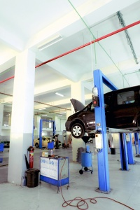 General maintenance & repair workshop