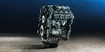 VNew 3.0L V6 TDI Engine
