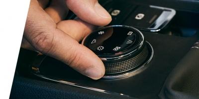نظام التحكم بأنماط القيادة(SEAT Drive Profile).