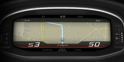 نظام Digital Cockpit