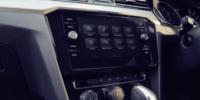 نظام مسجل Discover Media مع Bluetooth