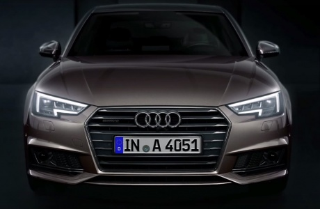 The New A4 now in UMT's showrooms