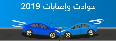 36 حادث سير يومياً في فلسطين وأكثرها يوم الخميس