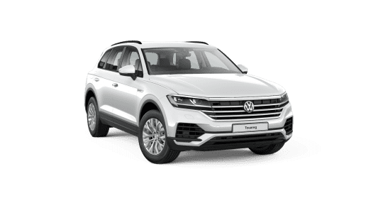 The All New Touareg